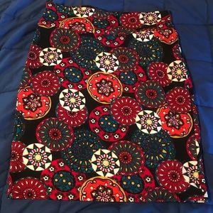 Beautiful Lularoe Cassie skirt